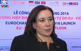 Eurocharm: Việt Nam có nhiều nỗ lực trong giảm thời gian nộp thuế cho doanh nghiệp