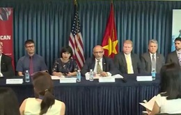 Hạ tầng ngành nước Việt Nam thu hút DN Hoa Kỳ