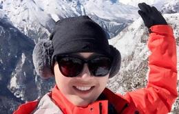 Hoa khôi Diệu Ngọc bật mí về 20 ngày chinh phục đỉnh Everest