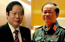 Quốc hội bầu các Phó Chủ tịch Quốc hội