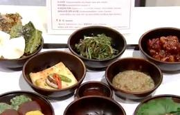 Người dân Hàn Quốc chuộng ẩm thực chay ở chùa