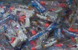 Phú Yên: Tạm giữ hơn 1.000 đồ chơi trẻ em có tính bạo lực