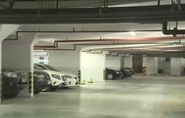 600 triệu đồng cho 4m2 đỗ ô tô ở chung cư, dân vẫn sợ hết chỗ