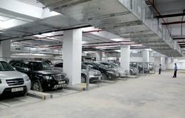 Hà Nội sắp xây dựng 5 bãi đỗ xe ngầm