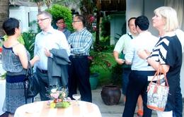 Đoàn Famtrip quốc tế khảo sát du lịch tại Bình Thuận