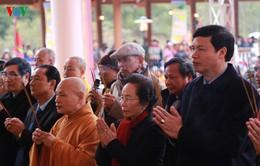 Quảng Ninh khai hội xuân Ngọa Vân 2016