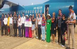 Đoàn Đại sứ kết thúc chuyến chinh phục hang Sơn Đoòng