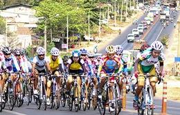 70 vận động viên từ 6 nước tham gia giải xe đạp nữ quốc tế Bình Dương