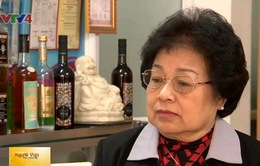 Nữ doanh nhân mang thương hiệu đồ ăn Việt ra thế giới