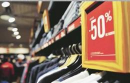 Doanh số bán hàng ở châu Âu giảm mạnh do lo ngại khủng bố