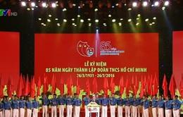 Lễ kỷ niệm 85 năm ngày thành lập Đoàn thanh niên cộng sản Hồ Chí Minh