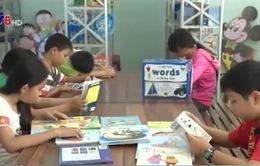 Phú Yên: Phòng đọc sách thu hút trẻ em dịp nghỉ hè