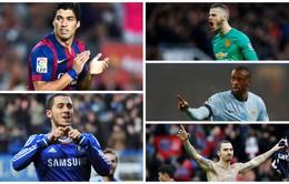 Đi tìm đội hình đủ sức đánh bại 11 cầu thủ tiêu biểu của FIFA năm 2015