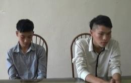 Điện Biên bắt giữ nhóm đối tượng gây rối trật tự