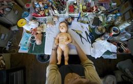 Bệnh viện dành cho búp bê cũ