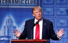 """Donald Trump """"dọa"""" đánh thuế mạnh các sản phẩm Trung Quốc nếu đắc cử"""