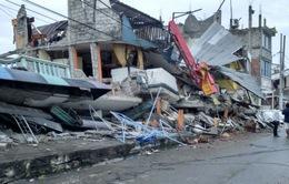 Động đất mạnh 6,4 độ richter ở Ecuador