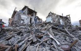 Italy lại hứng chịu trận động đất mới