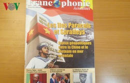 Tạp chí uy tín của Pháp ra số đặc biệt về Biển Đông