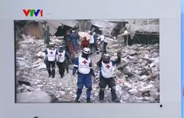 Ecuador lo ngại dịch bệnh bùng phát sau động đất
