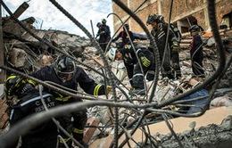Lại động đất mạnh tại Ecuador