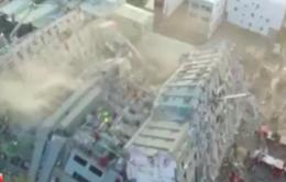 Trận động đất kinh hoàng tại Đài Loan qua lời kể của người dân