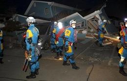 Nhật Bản tăng cường 20.000 binh sĩ tới khu vực động đất
