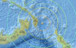 Động đất 8 độ Richter ở Papua New Guinea, nguy cơ xảy ra sóng thần