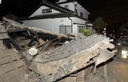 Cứu sống bé gái 8 tháng tuổi trong vụ động đất Nhật Bản