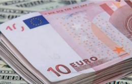Đồng Euro trượt giá sau tuyên bố từ chức của Thủ tướng Italy
