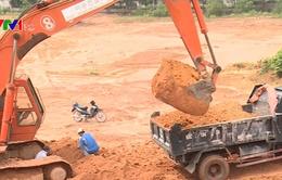Tái diễn tình trạng khai thác đất trái phép tại Đồng Nai