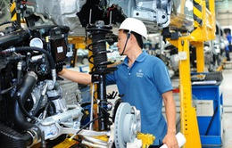Vốn FDI giảm 8,7% trong 10 tháng qua