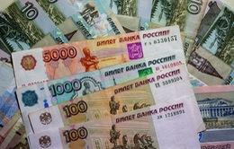 Chính phủ Nga: Đồng Ruble mất giá không phải là tình trạng khủng hoảng