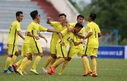 U17 Đồng Tháp gặp U17 PVF ở chung kết U17 Quốc gia 2016