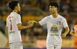 U21 Quốc tế 2016: Văn Toàn ghi bàn duy nhất giúp U21 HAGL vượt qua U21 Việt Nam
