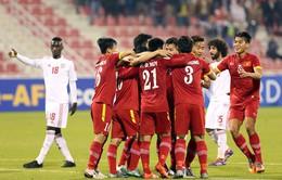 [VIDEO] U23 Việt Nam 2-3 U23 UAE: Thua trên thế thắng