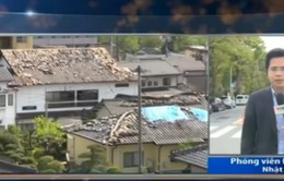 Nhật Bản: 11 người thiệt mạng trong trận động đất 7,3 độ richter