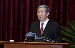 Ông Đinh Thế Huynh giữ chức Chủ tịch Hội đồng Lý luận Trung ương
