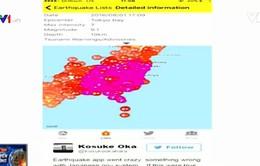 Cảnh báo nhầm siêu động đất ở Nhật Bản