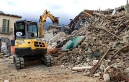 Động đất kinh hoàng tại Italy - Sự kiện quốc tế được quan tâm nhất tuần