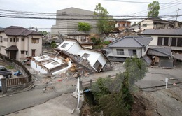 Nhật Bản huy động 25.000 binh lính để cứu hộ tại Kumamoto