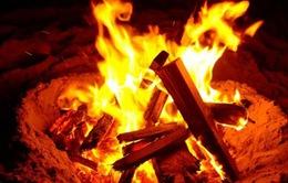Lâm vào nguy kịch do sưởi ấm bằng than