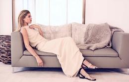 Chân dài Victoria's Secret nổi bật với vẻ đẹp sang trọng
