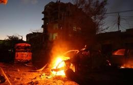 Đánh bom xe tại Somali, 15 người thiệt mạng