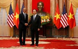 Hợp tác phát triển là trọng tâm quan hệ Việt - Mỹ