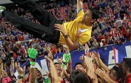 Vô địch AFF Cup, HLV Kiatisuk vẫn phải sớm chia tay ĐT Thái Lan