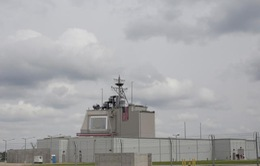 Mỹ kích hoạt lá chắn tên lửa ở châu Âu: Quan hệ Nga - Mỹ leo thang căng thẳng