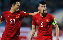 Huyền thoại AFF Cup: Lê Công Vinh – ĐT Việt Nam