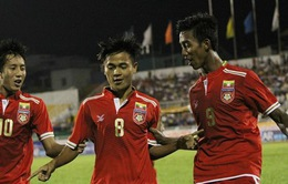 VIDEO, U21 Myanmar 3-3 (pen 5-4) U21 Gangwon: Ngược dòng ngoạn mục!