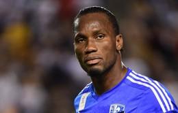 Drogba bất ngờ gây rối tại Mỹ: Không thi đấu nếu không được đá chính!